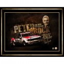 Peter Brock Memorabilia Limited Edition Framed