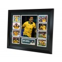 Tim Cahill signed photo Framed Memorabilia