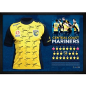 Central Coast Mariners signed jersey