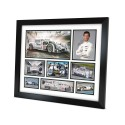 Mark Webber Memorabilia Limited Edition Framed