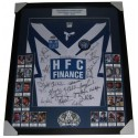 Canterbury Bulldogs Legends signed jersey FRAMED
