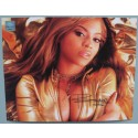 Beyonce signed photo