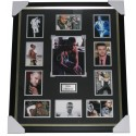 Justin Timberlake signed photo framed authentic