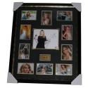 Taylor Swift Signed photograph Framed Authentic