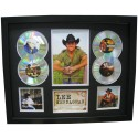 Lee Kernaghan 4 Cd Memorabilia Framed
