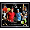 The Rivalry signed by Rafael Nadal and Roger Federer