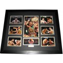 Manny Pacquiao signed photo memorabilia framed