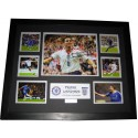 Frank Lampard signed photo memorabilia framed
