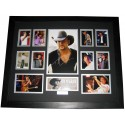 Tim McGraw signed photo memorabilia Framed