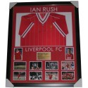Ian Rush Signed Liverpool 1984 European Cup Final Jersey