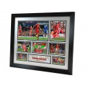 Steven Gerrard signed Memorabilia Limited Edition Framed