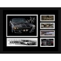 Shelby GT500 PICTURE FRAME