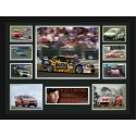 Craig Lowndes autographed photo Framed