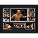 BJ Penn UFC Memorabilia Limited Edition Framed