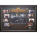 The Sopranos movie Memorabilia Limited Edition
