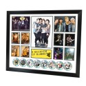 5 Seconds Of Summer Signed Photo Framed
