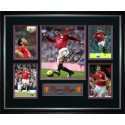 Ryan Giggs signed Memorabilia Limited Edition Framed