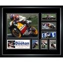 Mick Doohan signed photo Framed Memorabilia