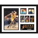 Kobe Bryant signed photo framed memorabilia