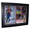 Lionel Messi signed Memorabilia Limited Edition Framed