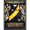 Richmond Tigers Signed jersey framed