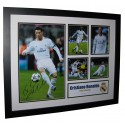 Cristiano Ronaldo signed Memorabilia Limited Edition Framed