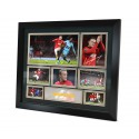 Wayne Rooney signed photo Framed