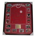 Liverpool FC signed Legends jersey Memorabilia