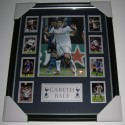 Gareth Bale signed Tottenham Hotspur photo