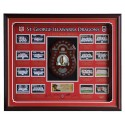 St George Dragons JJ Giltinan shield-FRAMED