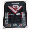 Eastern Suburbs Sydney Roosters LEGENDS signed jersey Framed