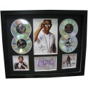 Usher 4 Cd Memorabilia Framed