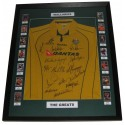 Australia Rugby union Wallaby LEGENDS signed jersey framed