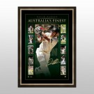 David Warner Signed memorabilia image