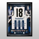 Wayne Carey Signed North Melbourne Kangaroos jersey