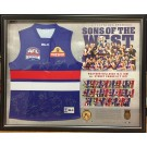 Western Bulldogs 2016 Signed Jersey Squad Guernsey image 2