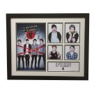 5 Seconds of Summer signed photo image