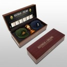 Ashes Urn & Baggy Caps In Deluxe Presentation Box