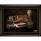 Peter Brock Memorabilia Limited Edition Framed image full view
