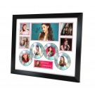 Ariana Grande signed photo Framed image