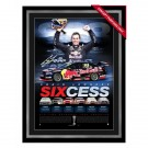 Craig Lowndes Signed Limited Edition Sixcess image
