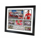 James Courtney signed Memorabilia image