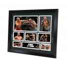 Georges St Pierre UFC Memorabilia Limited Edition Framed image full view
