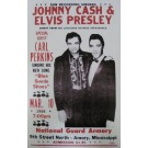 Elvis Presley & Johnny Cash