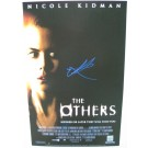 The Others signed poster Nicole Kidman