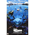Finding Nemo signed poster