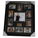 Taylor Swift Signed photograph Framed Authentic image full view