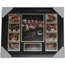 UFC Memorabilia Limited Edition Framed
