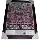 Manly Sea Eagles 2008 PREMIERS squad poster framed