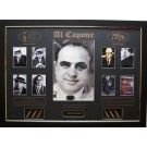 Al Capone movie Memorabilia Limited Edition